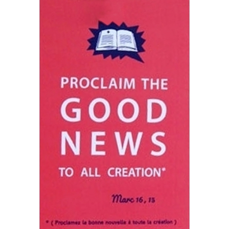 Image « Good News » (Personnalisable)