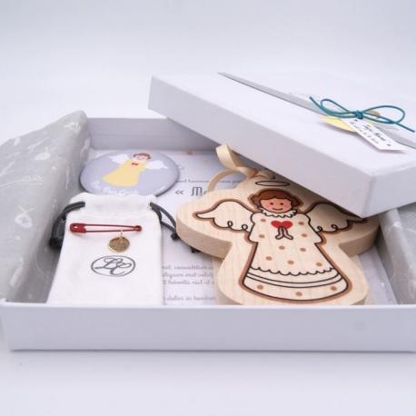 """Box """"Mon ange"""" par Maison La Couronne x Tante Menoue"""