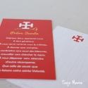 """Carte """"Prière Scoute"""""""