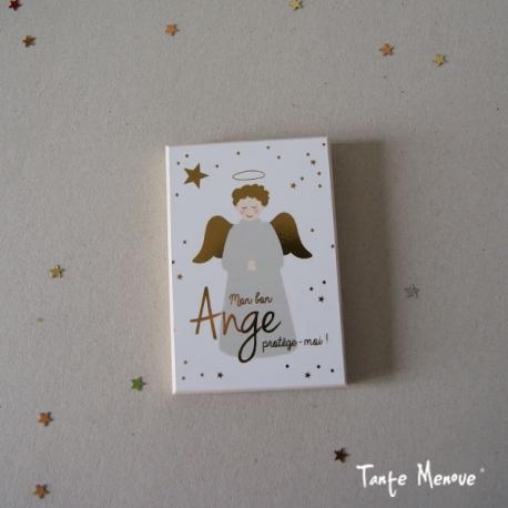 Petite Icône Ange gardien (Or)