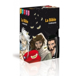 Coffret La Bible en Manga