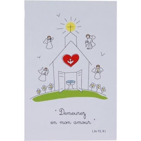 Image « Maison de Dieu » (Personnalisable)