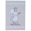 Image « Souvenir de première communion » (Beige) personnalisable