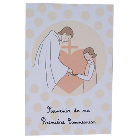 Image « Communion » fille (Personnalisable)