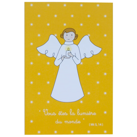 Image « Lumière du Monde »   (Personnalisable)