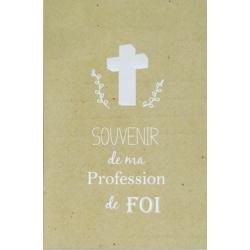 Image « Souvenir de ma profession de foi »