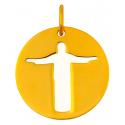 Medaille Christ de Rio en OR