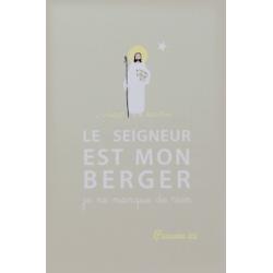 Image « Le seigneur est mon berger »   (Personnalisable)