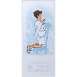 """Marque-page """" Souvenir de ma première communion""""   (Personnalisable)"""