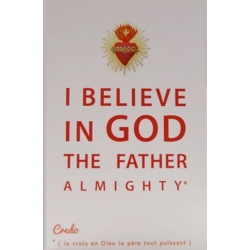 Image « I believe in God »   (Personnalisable)