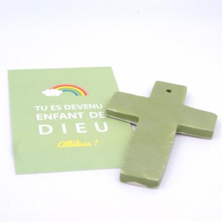 Croix Color (Pistache)