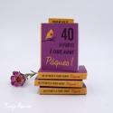Mini livre « 40 efforts à faire avant Pâques ! »