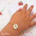 """Bracelet Message """"Enfant de Dieu"""""""
