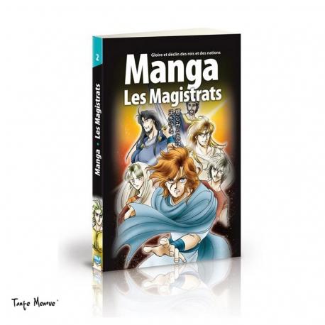 """La Bible en Manga - """"Les Magistrats"""""""