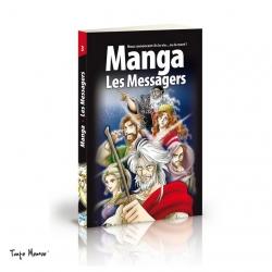 """La Bible en Manga - """"Les Messagers"""""""