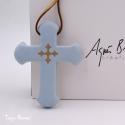 Croix « Latine » bleue