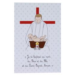 Image « Baptême par immersion »   (Personnalisable)