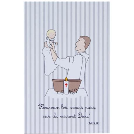Image « Présentation de l'enfant » (Personnalisable)