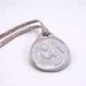 Médaille de berceau « Ange Gardien»