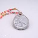 Médaille de berceau « Colombe»