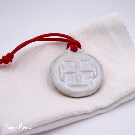 Médaillon « Croix Scoute »