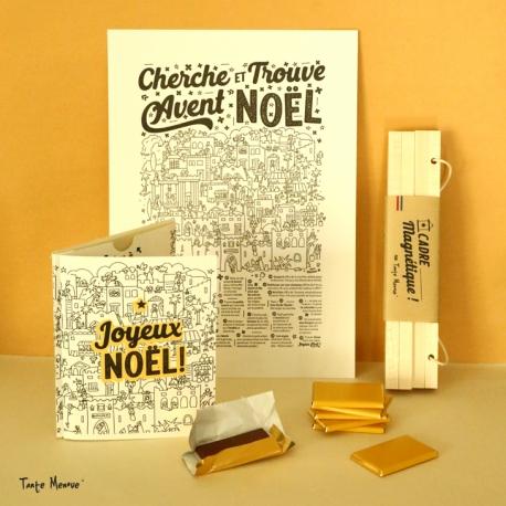 Box Avent + Noël
