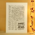 Calendrier de l'Avent CHERCHE et TROUVE Jésus ! ( ADOS )