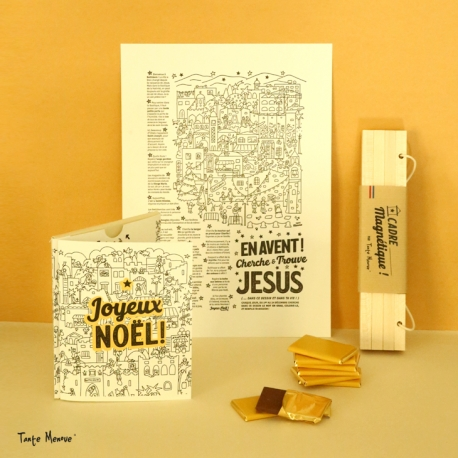 BOX Avent + Noël ( ADOS )