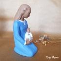 """Statue """"Notre-Dame de l'Abandon"""""""