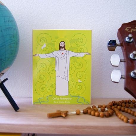 Icône du Christ Rédempteur